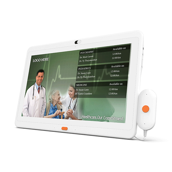 Android Tabet for Medical Service